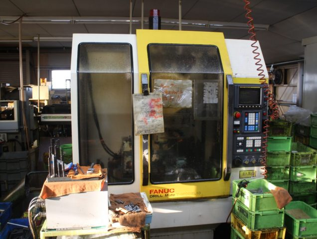 保有設備|ステンレスや鉄の切削加工・旋盤加工は門真市の太喜精工株式会社